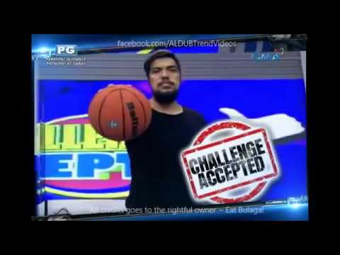 Eat Bulaga Challenge Accepted October 15 2016 Part 6 #ALDUBAnew