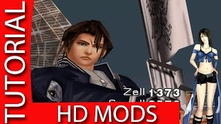 HOW TO Install Final Fantasy 8 Mods [FF8] [TUTORIAL] - HD Graphics & Audio