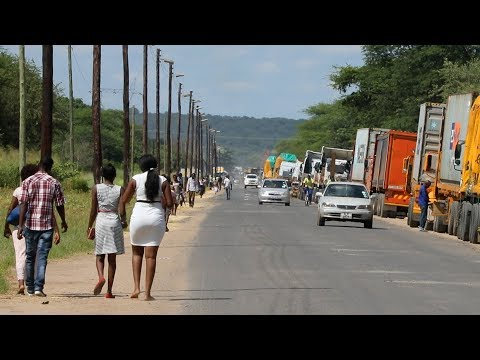 Building Bridges for Economic Growth #SADC Stories