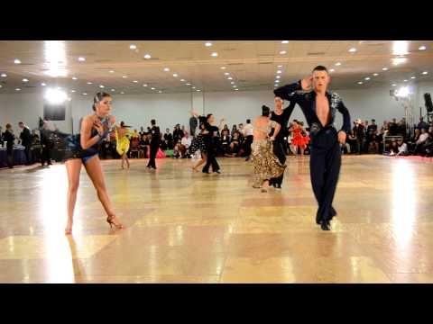 Final - WDSF YOUTH OPEN Latin - jive - DanceSport Cup 2013 Madrid