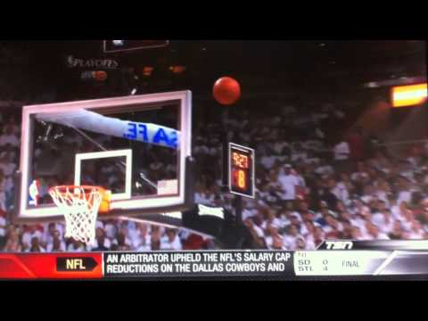 Udonis Haslem Dirty Play