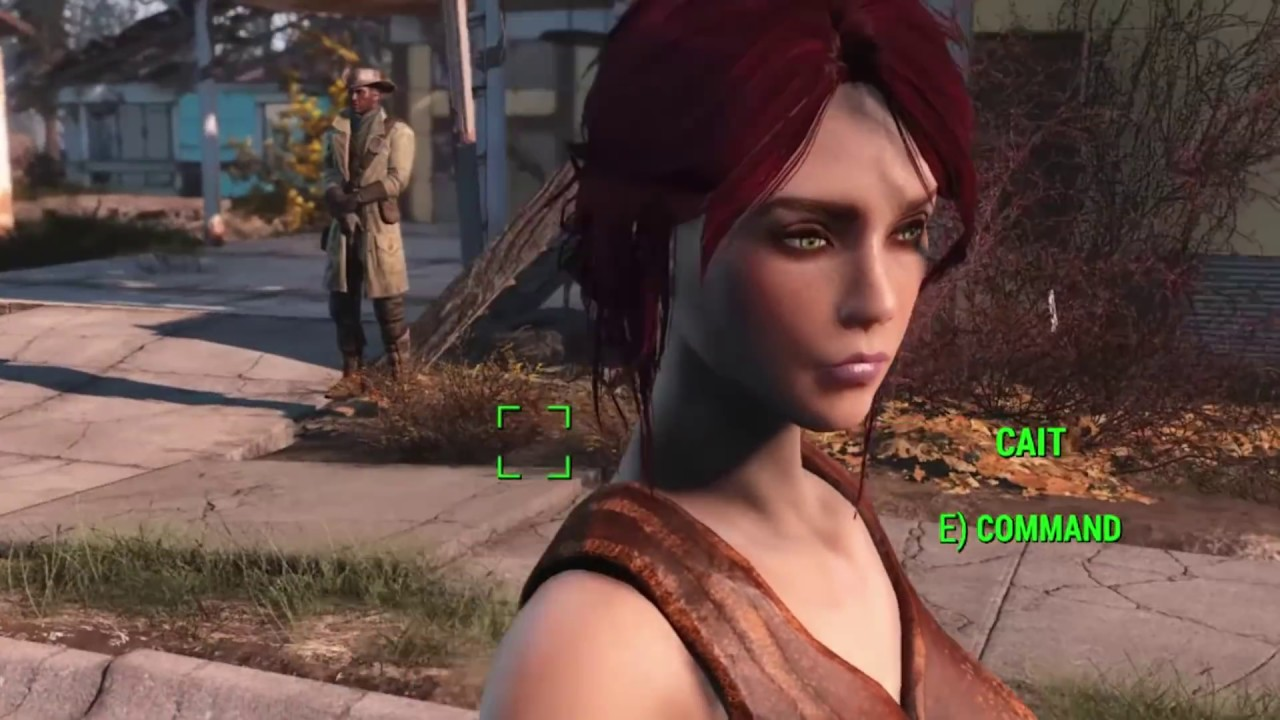 Fallout Adult Mods
