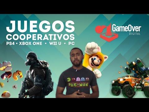 8 Juegos Cooperativos - PS4, Xbox One, Wii U y PC