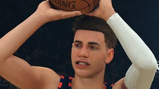 NBA 2K20 LaMelo Ball My Career