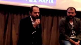 Киносериал ТНТ «Полицейский с Рублевки» - презентация в Петербурге(9)