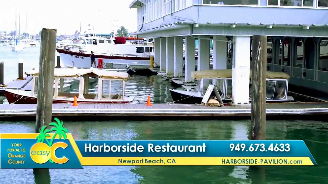 Best Restaurants In Orange County Harborside Dining Newport Beach