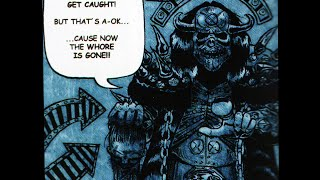 Lordi - How To Slice A Whore (Fanmade Comic video)
