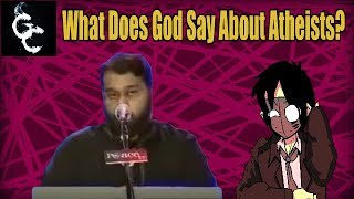 Video What Does God Say About Atheists and People of Other Faiths? download MP3, 3GP, MP4, WEBM, AVI, FLV Juni 2018
