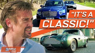 The Boys Test the Best British Cars | The Grand Tour