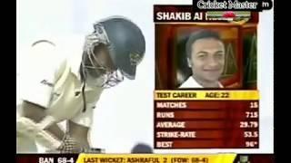 India vs Bangladesh 1st Test 2010 Chittagong Highlights