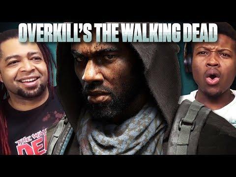 OVERKILL's The Walking Dead - Trailer React! thumbnail