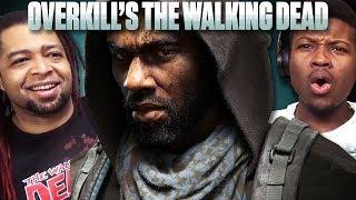 OVERKILL's The Walking Dead - Trailer React!