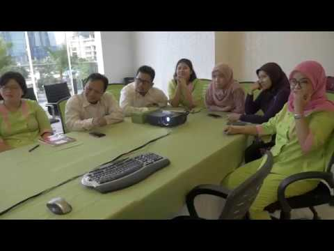 Squline English Group Class for Senopati Skin Center