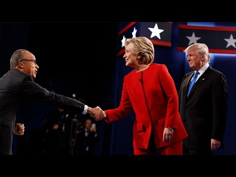 Biggest loser of first Clinton-Trump debate? Lester Holt