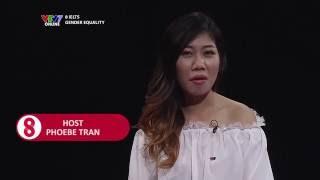 8 IELTS | S01E17 | GENDER EQUALITY | LÂM VISSAY & PHƯƠNG MAI