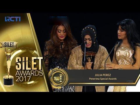 Julia Perez | Special Awards Silet Awards 2017