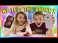 HOW DO WE LIKE THE IPHONE X We Are The Davises mp3