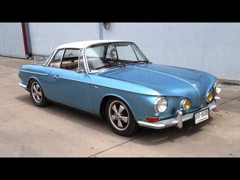 รถคลาสสิค VW KARMANN GHIA TYPE 34 1966 VOLKSTORY FOR SALE