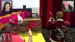 Tazer Craft   CORRE OU TE ATROPELO!   GTA V Online