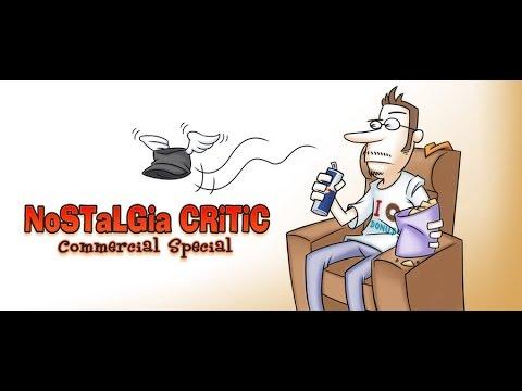 Commercials - Nostalgia Critic