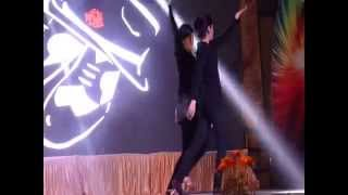 DPS Kaithal Annual Function 16th Feb 2015 (FUSION DANCE) by Celia, Verangelo..!!