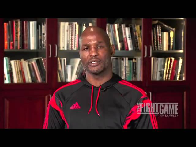 The Fight Game with Jim Lampley: Bernard Hopkins (HBO Boxing) #1