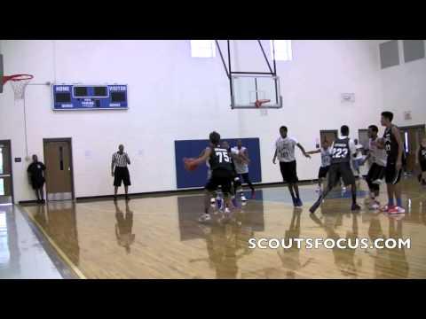 Team 10 #75 John David Ramsey, Willow Bend Academy  TX  2014 , 6'0  165