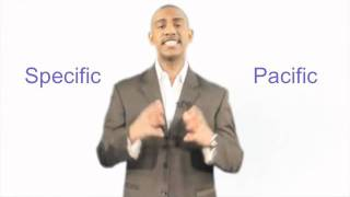 "Pronunciation of ""Pacific"" and ""Specific"" - Tip #4 - Garrard McClendon, Ph.D."
