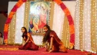 Simran Jogwa dance lallati bhandar