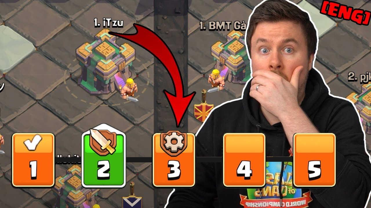 ONLY 5 Battle Days in Clan War League ? | CWL attacks day 1 | Clash of Clans English