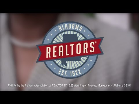 Alabama REALTORS®...No One Knows Alabama Better!