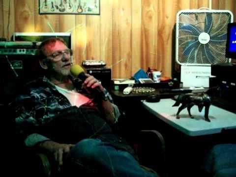 "PAT COLE SINGS WALTER BRENNEN ""OLD RIVERS """