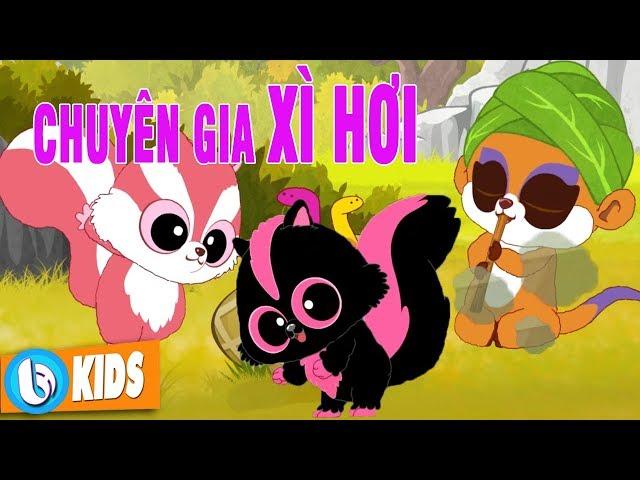 Chuyên Gia Xì Hơi - Hoạt Hình YooHoo - Phim Hoạt Hình Hay Nhất Trẻ Em