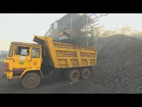Coal fuels Inida's growth, and its pollution
