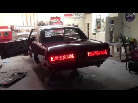 Mustang Project Shelby 64 Thunderbird Sequential Tail ...