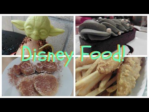 Food at Walt Disney World Florida