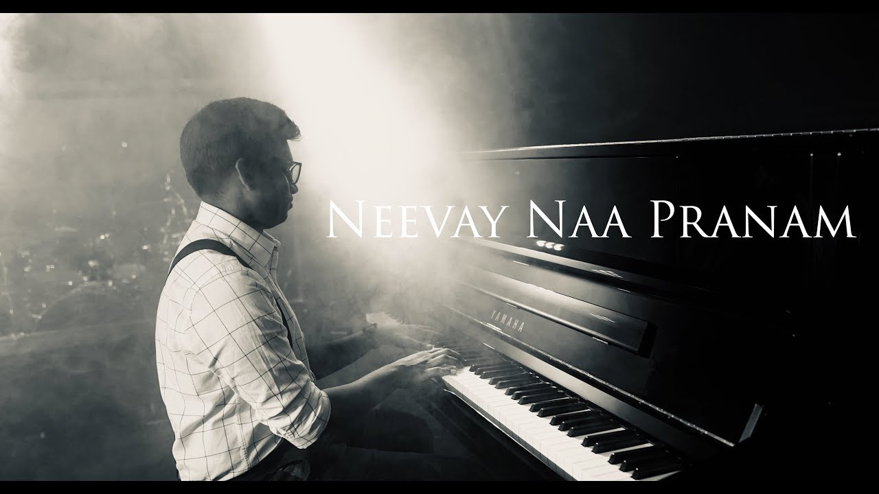 Neevay Naa Pranam - Samuel Jones - Latest Telugu Christian Songs 2019 (Lyric Video)
