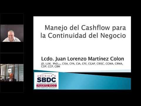 Manejo del Cash Flow para la Continuidad de la Empresa