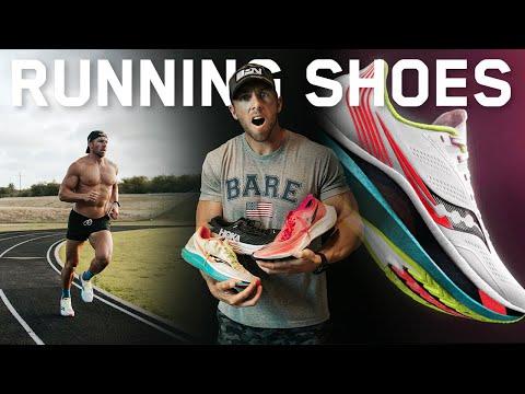My Top 3 Running Shoes | Marathon Prep Training