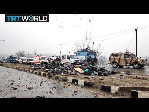Kashmir Blast: India says has evidence Pakistan behind attack