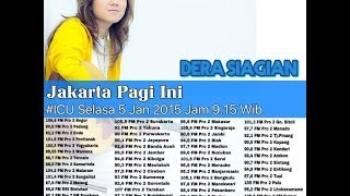Dera Siagian (Live Video Corner RRI)
