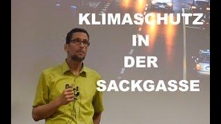 Klimaschutz in der Sackgasse   Prof. Dr. Volker Quaschning   HTW Berlin #Scientists4Future