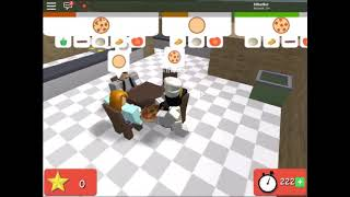 ROBLOX- 🔪Kitchen Chaos🔪 -FinnaDab_GucciGang- Gameplay nr.0927