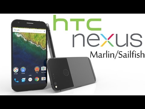 Google Pixel (HTC Nexus Marlin/Sailfish) First 3D Video Rendering Based on Latest Leaks