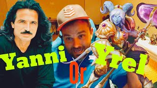 "Yanni or Yrel? Gotcha Vlog #2! June Vlog for the ""Jannel""   Stitches Figure Drawing!"