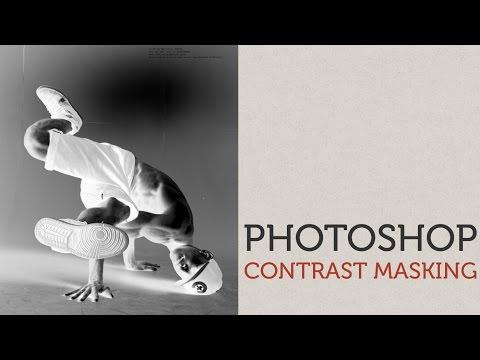 Contrast Masking - Masking/Extracting Shadows