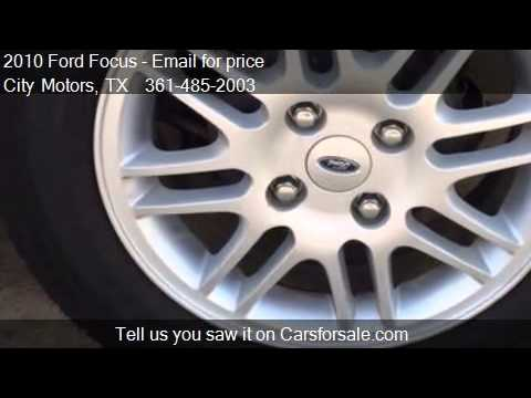 2010 Ford Focus Se 4dr Sedan For Sale In Victoria Tx