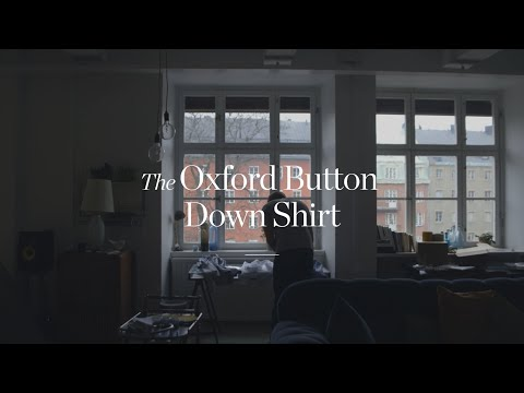 The Oxford Shirt by ASKET