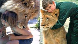 5 Niños Que Fueron Criados Por Animales