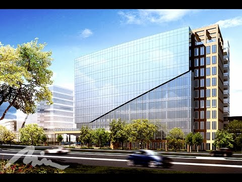 Domain Tower - 310,000 SF Class A Office Building located in Austin's Domain District